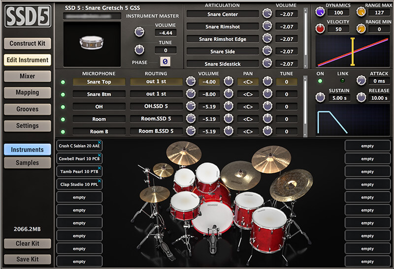 SSD5 - On Sale - Steven Slate Drums