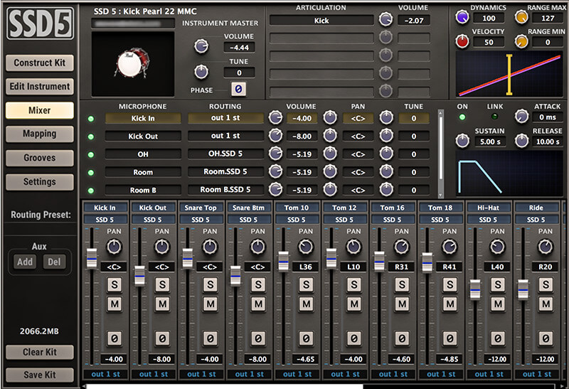 SSD5 - On Sale - Steven Slate Drums