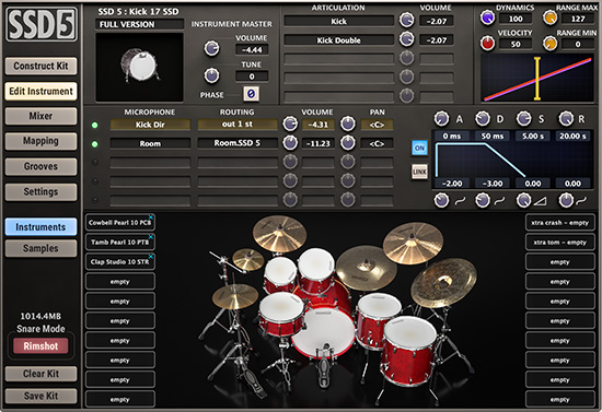 Steven Slate Drums - World-Class Virtual Drum Instruments