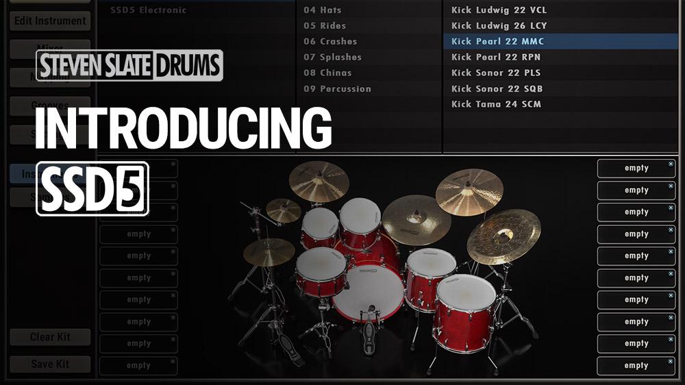 Tutorial Videos - Steven Slate Drums