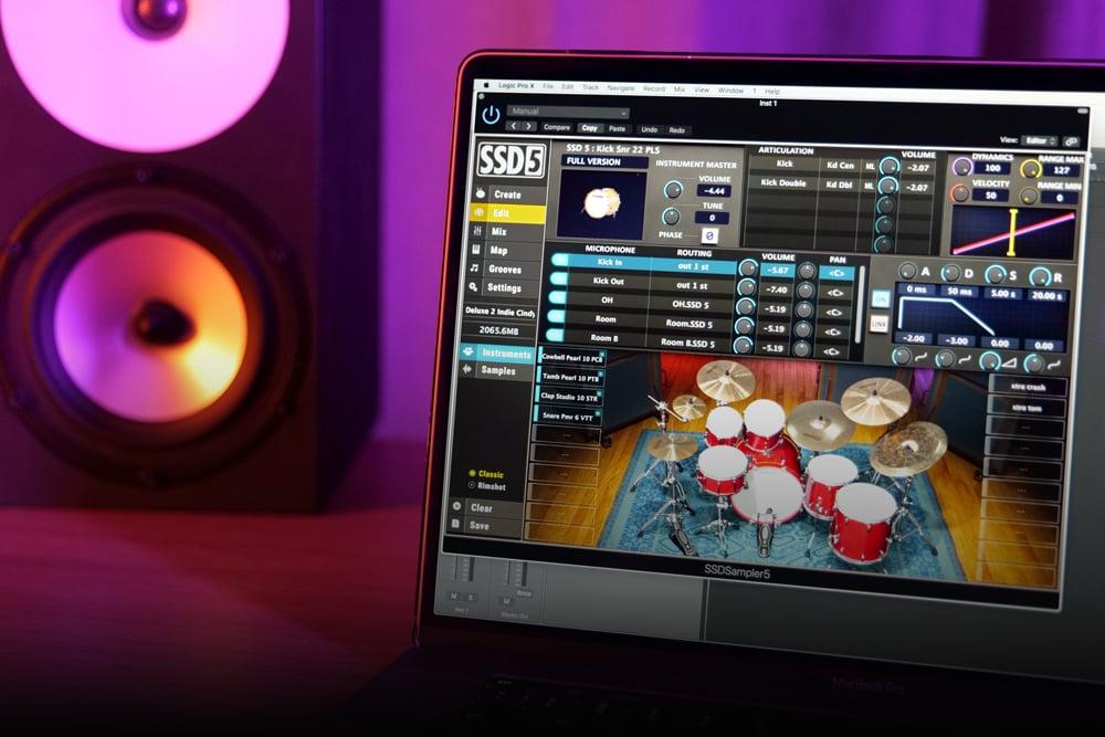 Steven Slate Drums 5.5